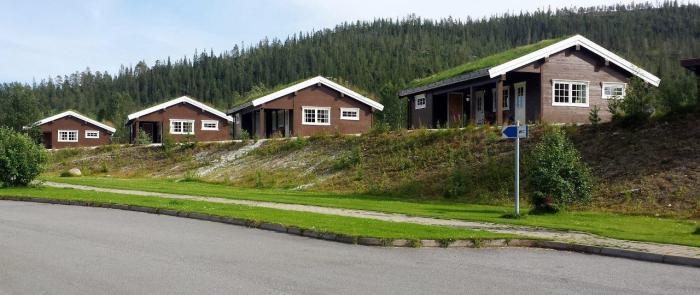 Breifossen hytteutleie
